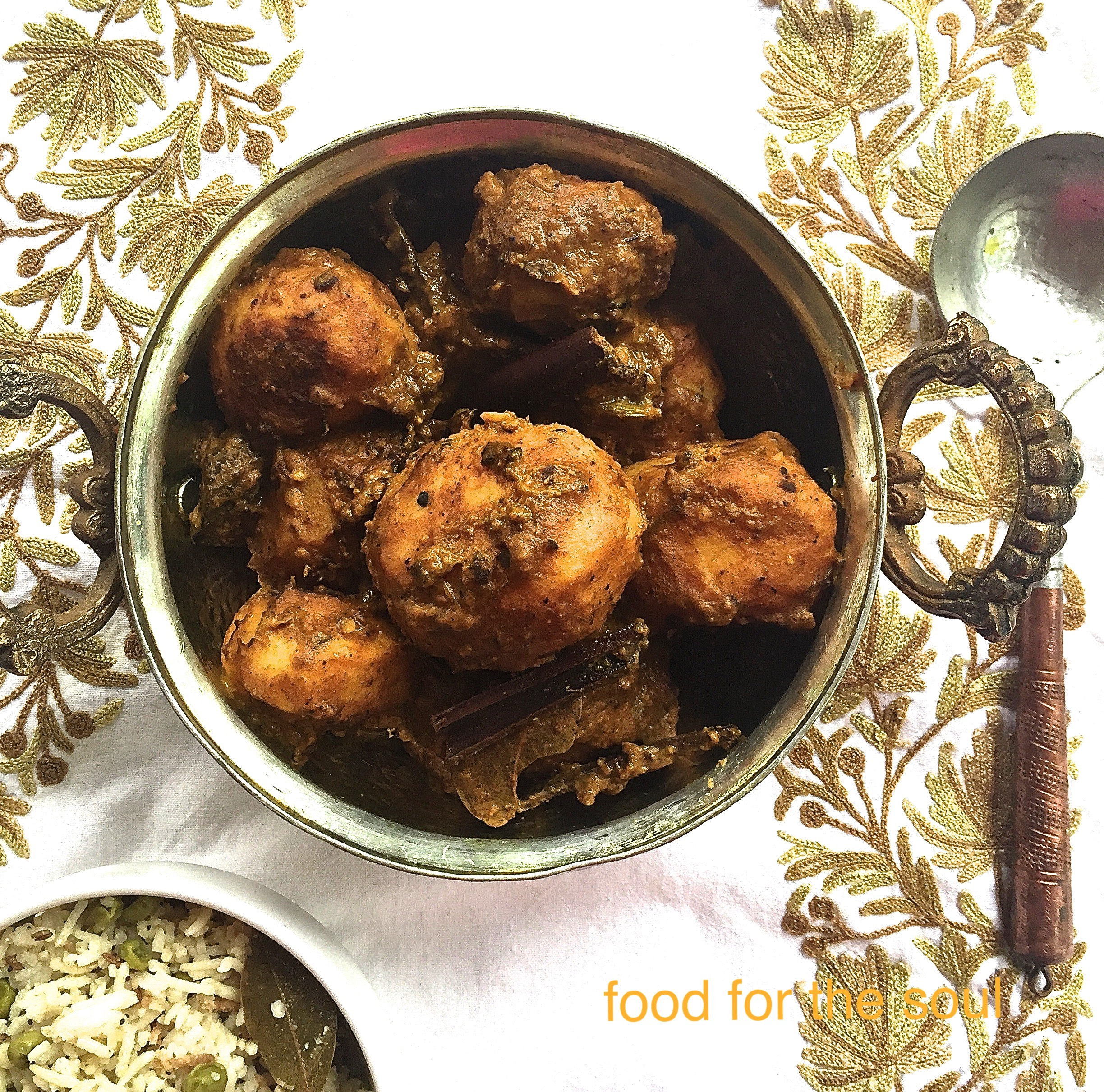 how to make dum aloo kashmiri