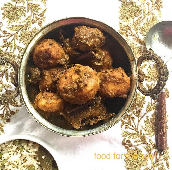 Dum Aloo- Kashmiri Cuisine