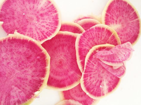 Watermelon Radish Salad3-1