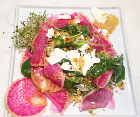 Watermelon Radish Salad6-1