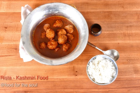 Rista- Kashmiri Cuisine