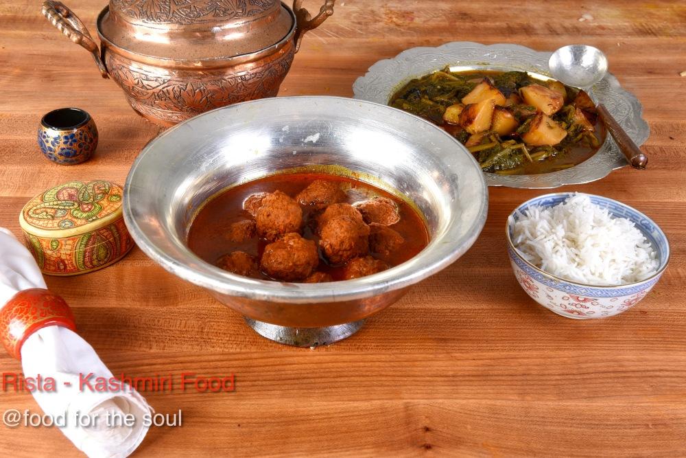 Rista - Kashmiri Cuisine