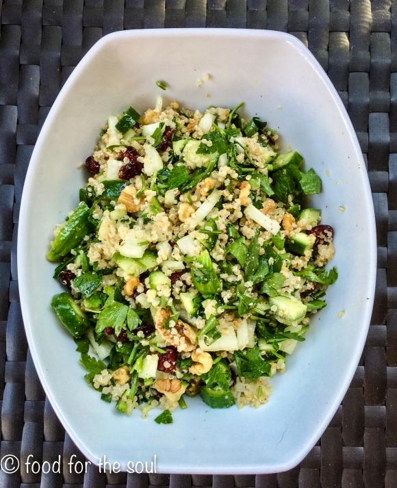 quinoa salad-