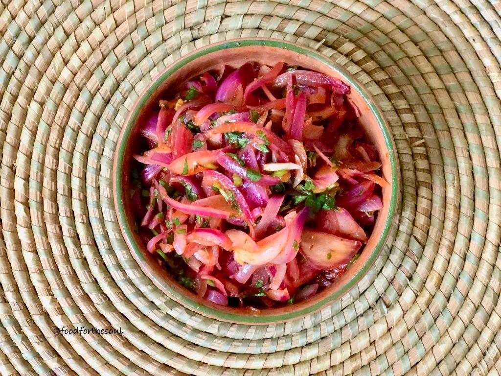 Gand Chetin – Kashmiri Onion Chutney – Food For The Soul